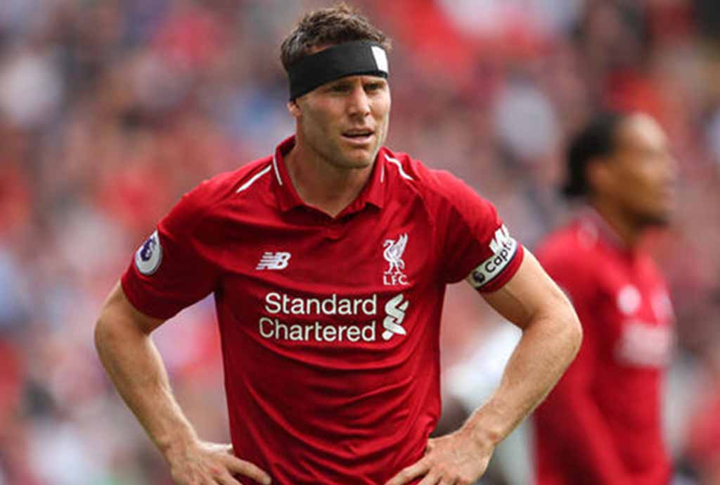 Milner Wants Reds To Oush On