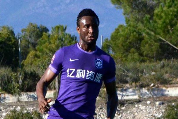 CSL: Mikel Missing In Action As Tianjin Teda Lose At Home To Beijing Guoan