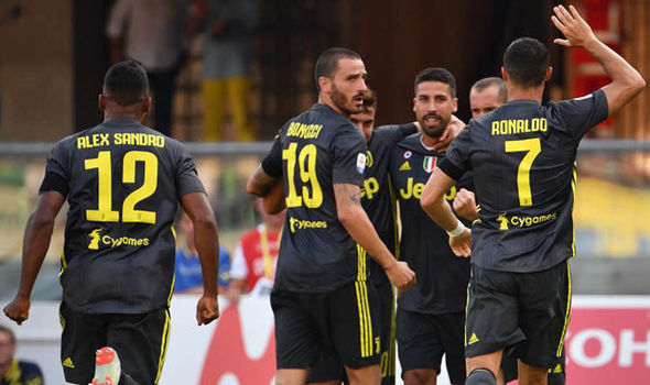 Serie A Round 2 Preview: Juventus And Napoli Both Involved In crunch Clashes