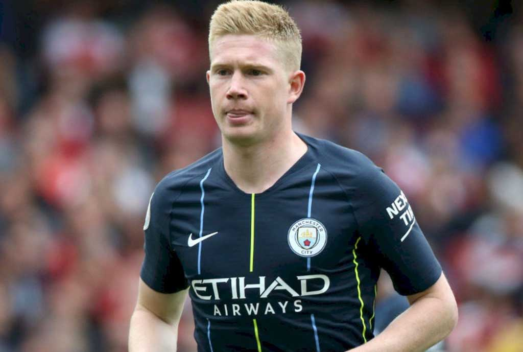 De Bruyne Facing Three Months Out