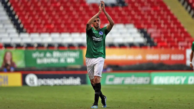 Leon Balogun Gets Brighton Jersey No.14, Set For EPL Debut Vs Watford