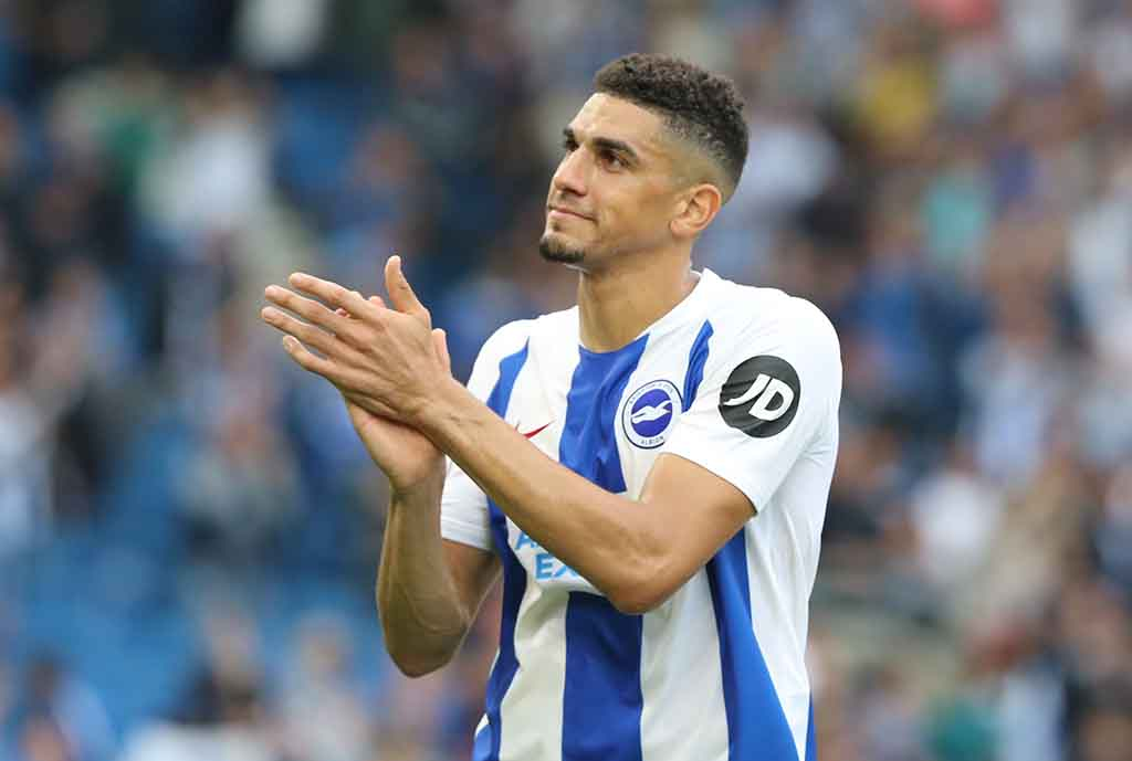 Brighton Defender, Duffy: Great, Experienced Balogun Pushing For Starting Role
