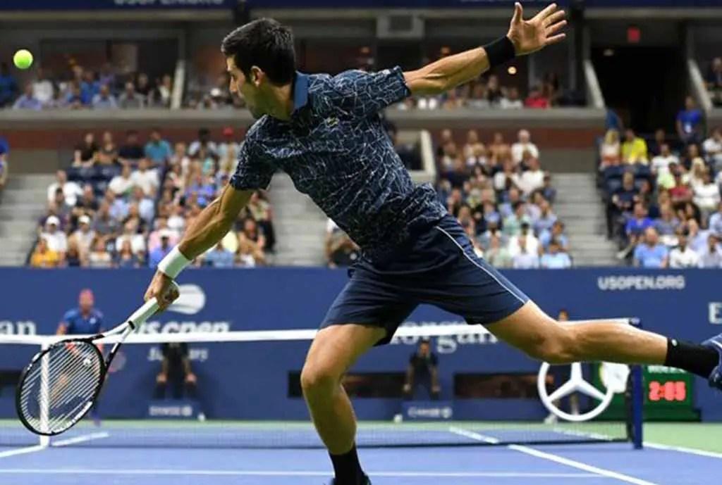 US Open: Djokovic Savours 2nd Round Win Vs Home Boy Sandgren