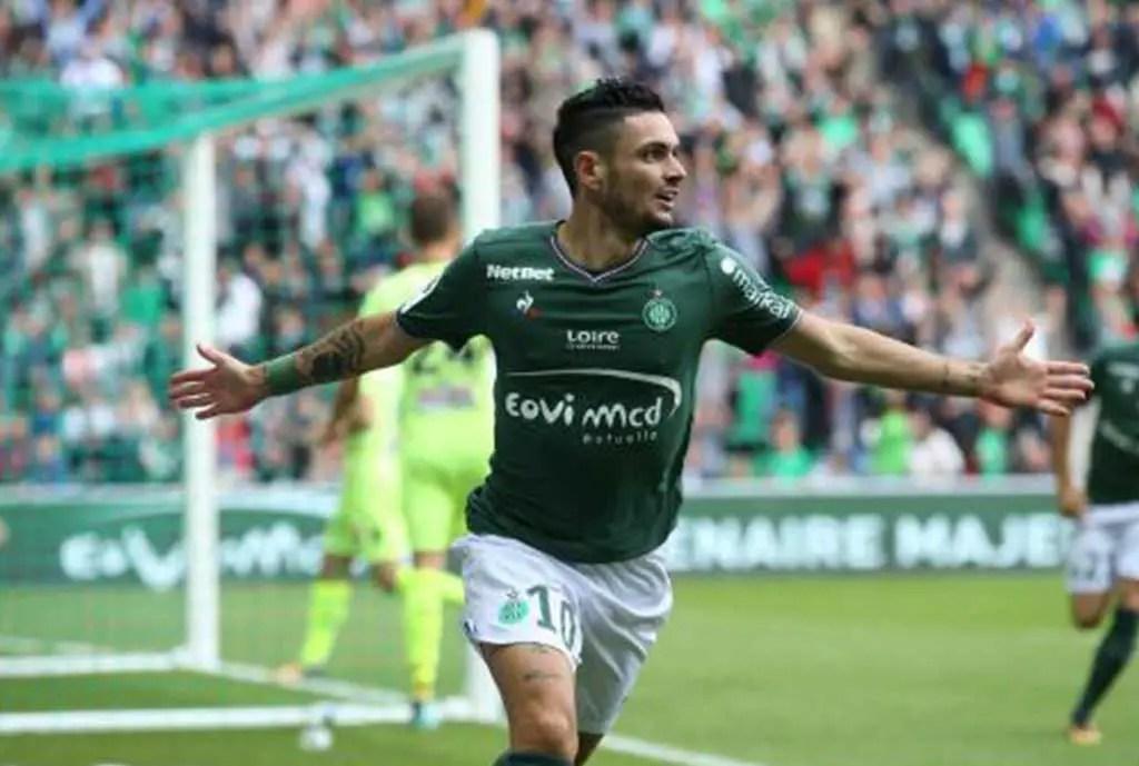 Cabella Completes Saint-Etienne Move