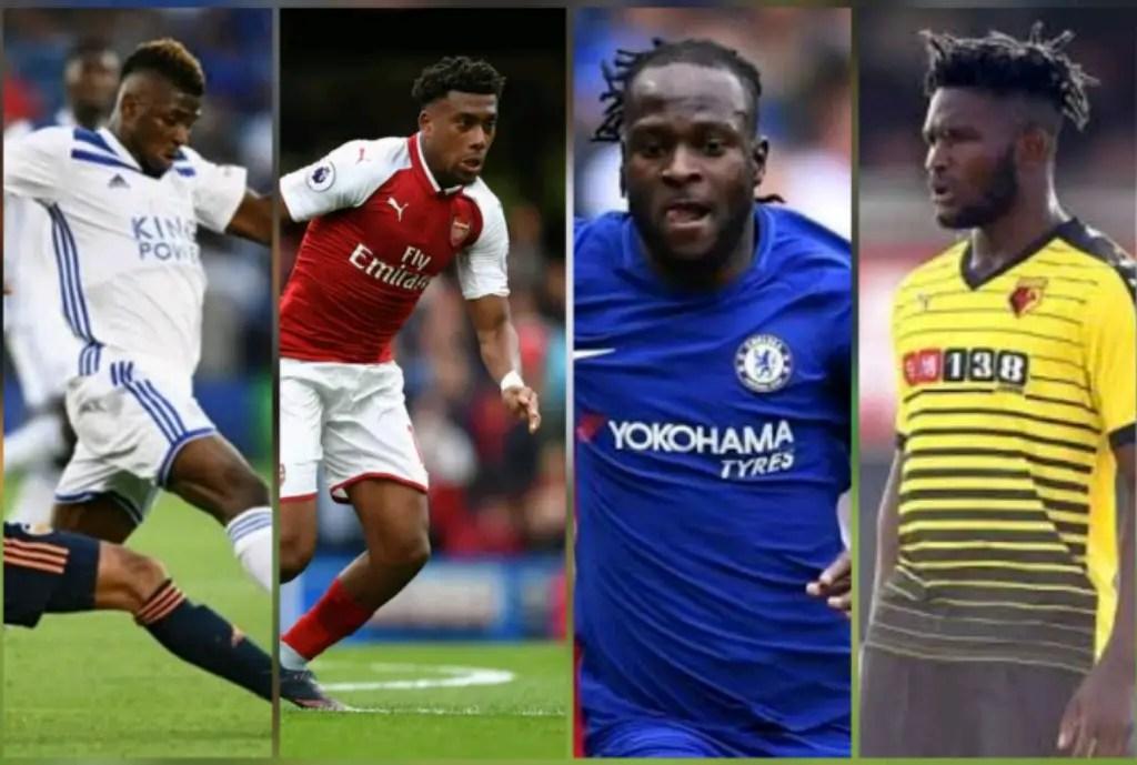 6 Nigeria Players Raring To Take 2018/19 EPL Season By Storm
