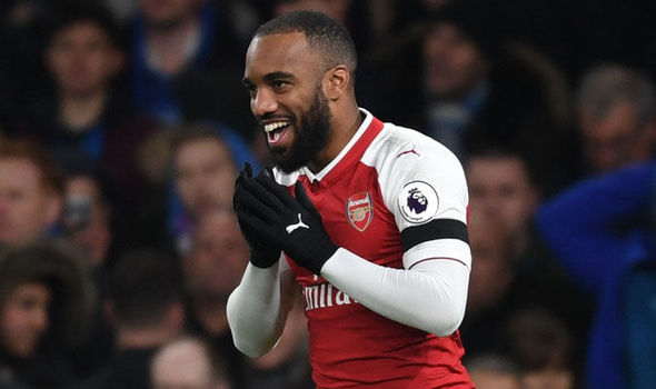 Lacazette Noticing 'Big Differences' Under Emery
