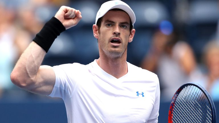 Murray Through In New York