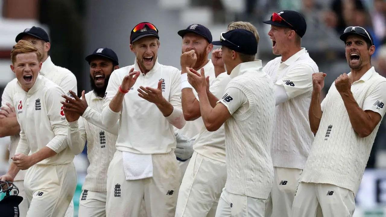 Stubborn England Deny India For Now