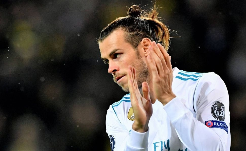 Bale – Real More Relaxed With Ronaldo