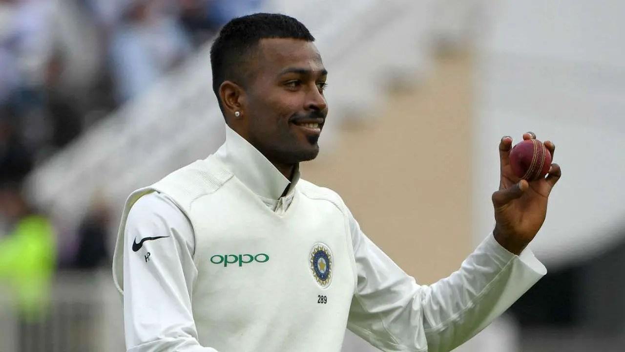 Pandya Puts England On The Back Foot