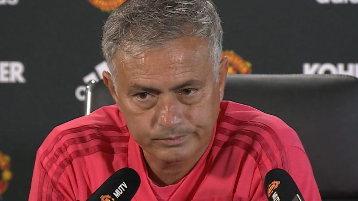 Mourinho Looks To Allay Transfer Frustration