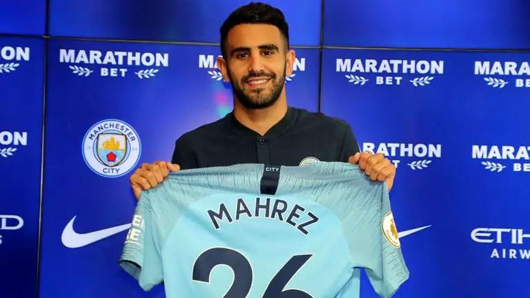 Too Expensive To Replace Mahrez – Puel
