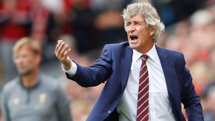 Pellegrini Pleased With Hammers Attitude