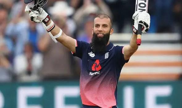 Ali Leads England Fightback