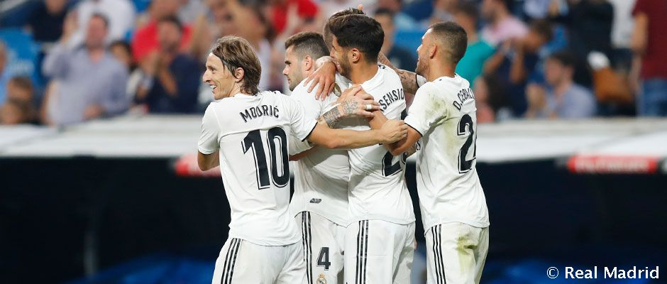 Lopetegui: No Cause For Alarm, Real Madrid Always Score Goals