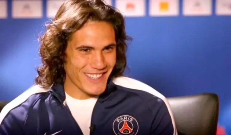 Cavani Jumps To Ligue 1 Defence