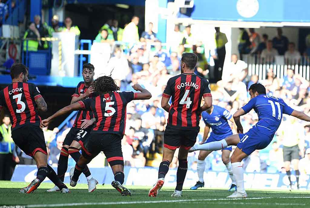 Moses Absent As Chelsea Extend Winning Streak; Balogun Benched In Brighton's Home Draw