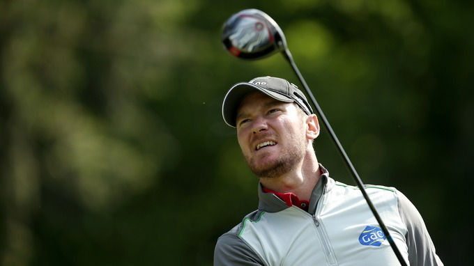 Wood Pipped By Wu At KLM Open