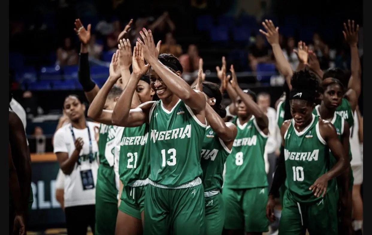 President Buhari Proud D'Tigress' Team FIBA World Cup Prgress