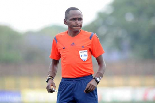 CAF Appoints Omweno To Officiate Nigeria vs Seychelles Game In Victoria