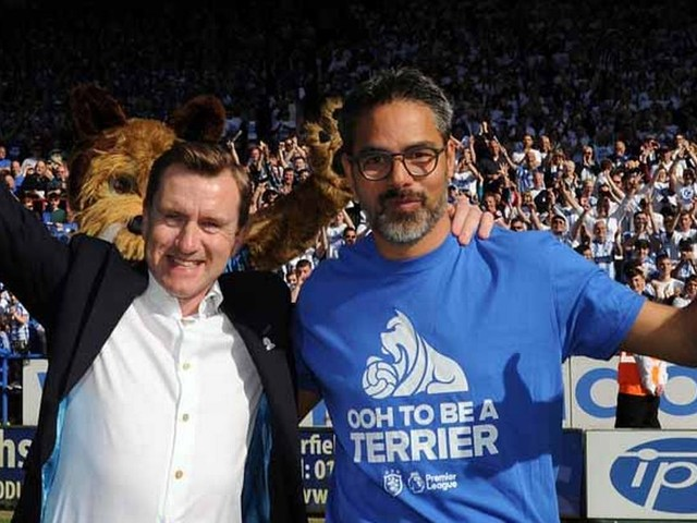 Huddersfield Chief Firmly Behind Wagner