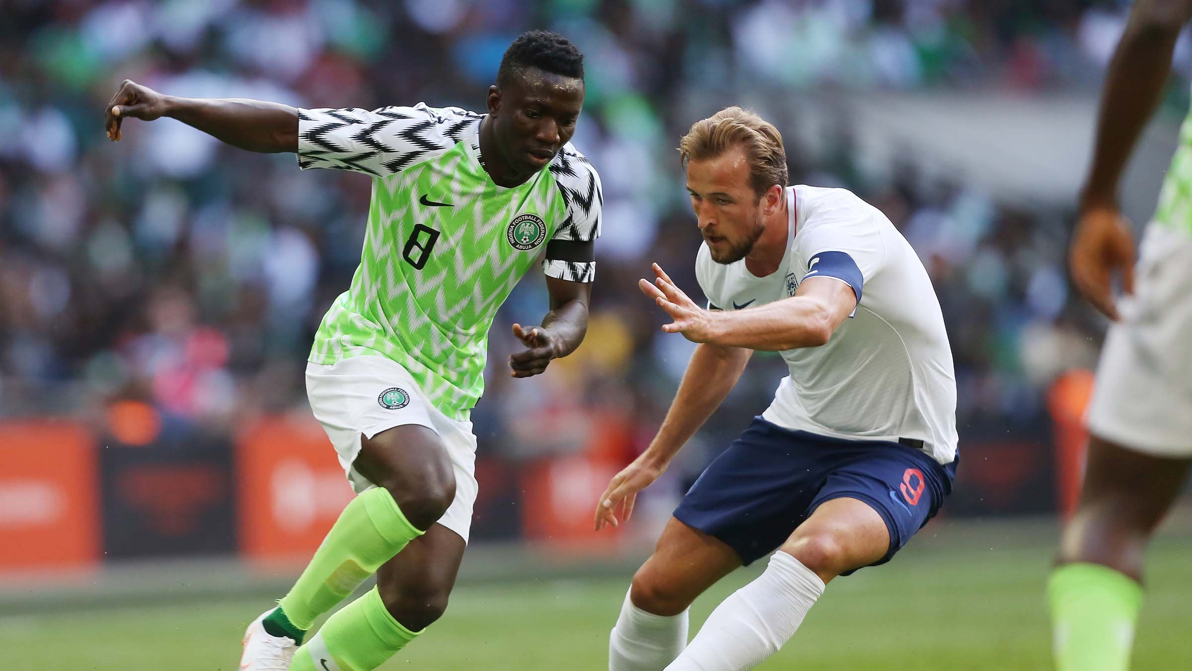 Stoke City's Scouts To Monitor Etebo In Seychelles