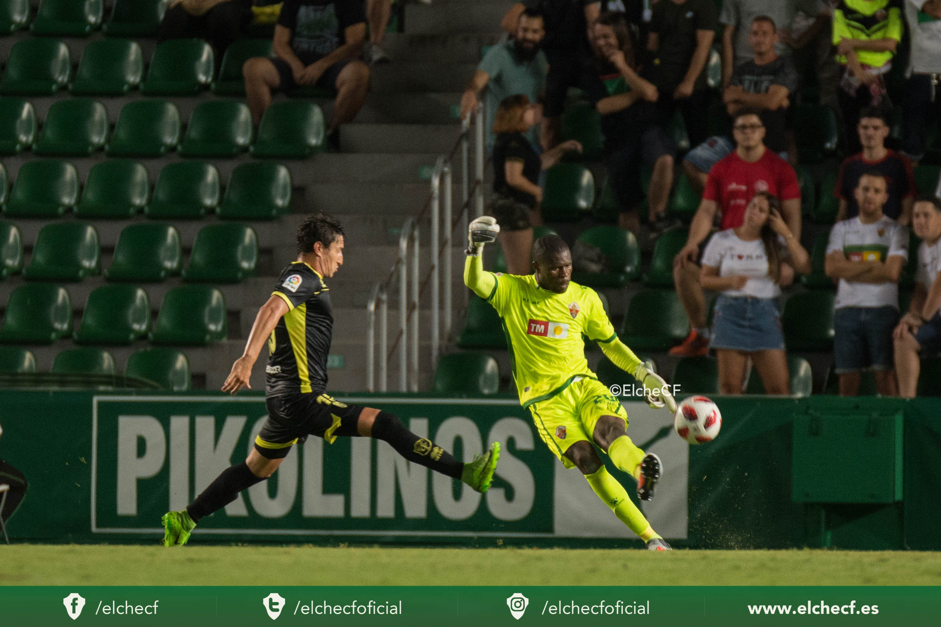 Uzoho Debuts For Elche In Copa del Rey Win Vs Granada; Azeez Wins With Lugo