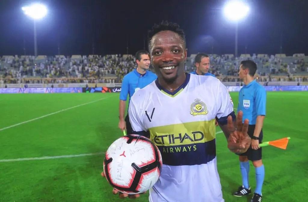 Saudi League: Musa Bags Hat Trick In Al Nassr Win; Thanks, Teammates, Fans