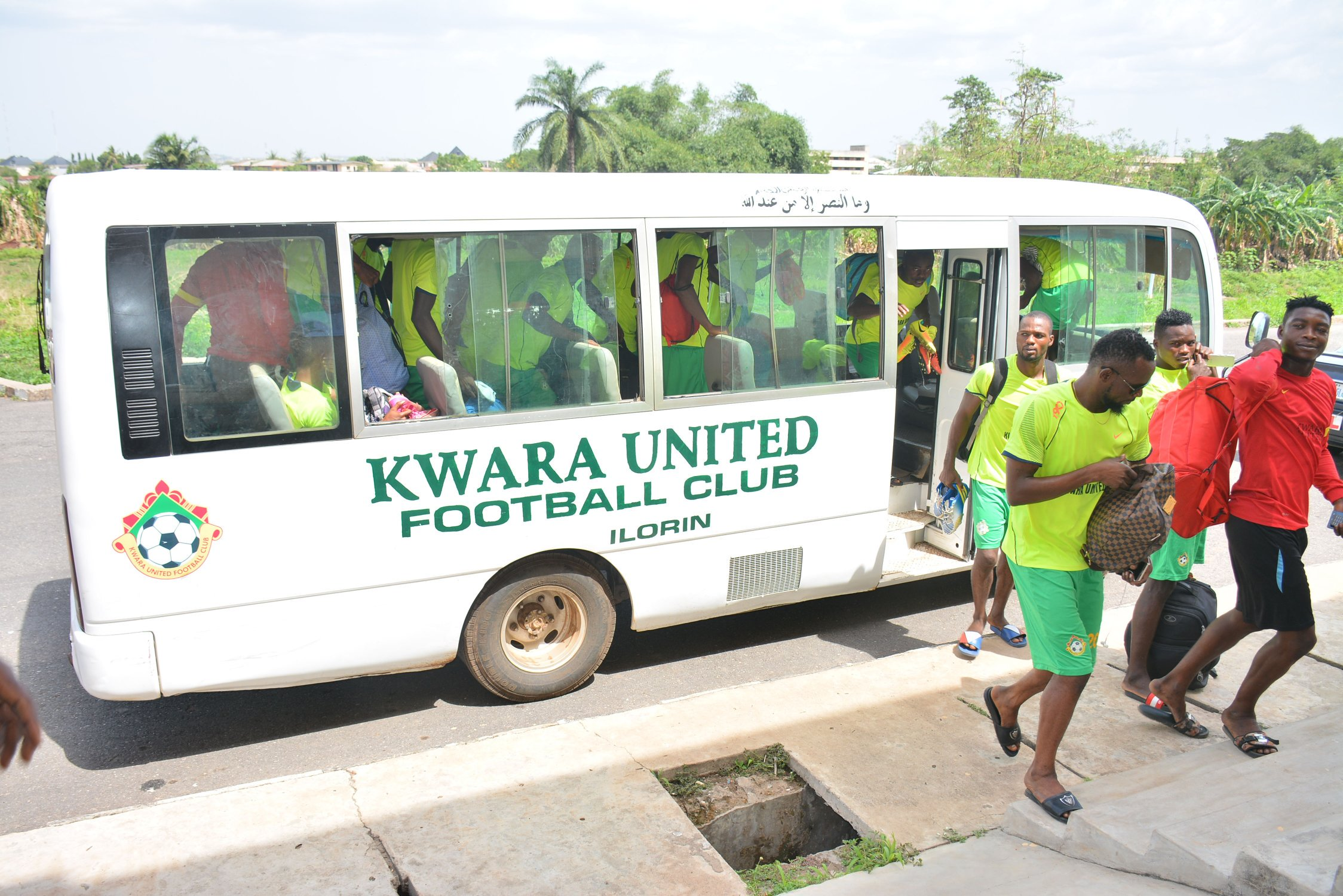 Aiteo Cup: Kwara United To Arrive Lagos Saturday Ahead Group C Clashes