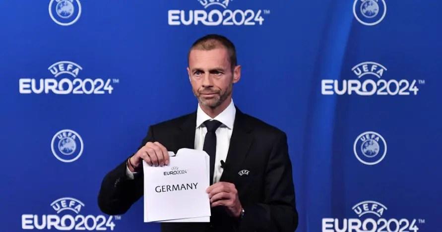 Germany To Host Euro 2024, Beat Turkey's Rival Bid