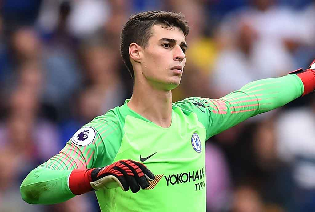 Chelsea Star Sets Sights On Spain Spot