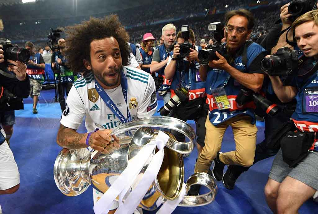 Marcelo Commits Future To Real Madrid Amid Juventus Link