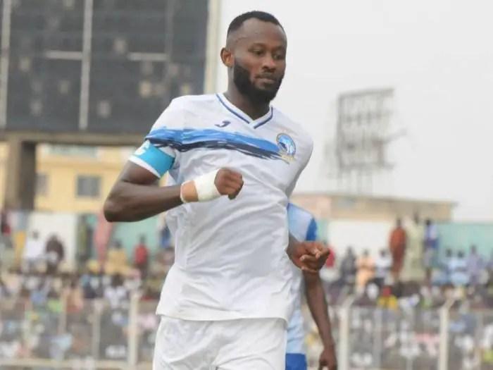 Enyimba Deny Captain Udoh Quit Rumour