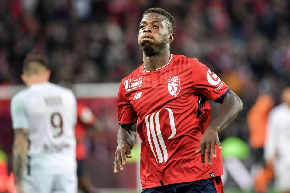 United Linked To Pepe After Stunning Hat-Trick