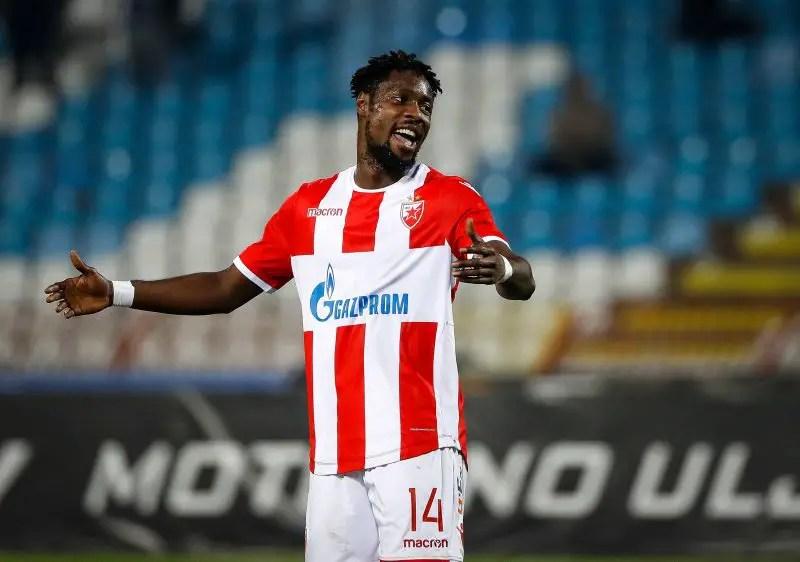 Saints Scout Ghana Striker In Derby