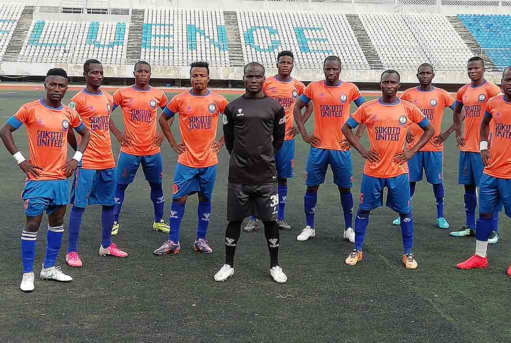 Sokoto United To Get N200k From Abdulahi Despite Aiteo Cup Exit