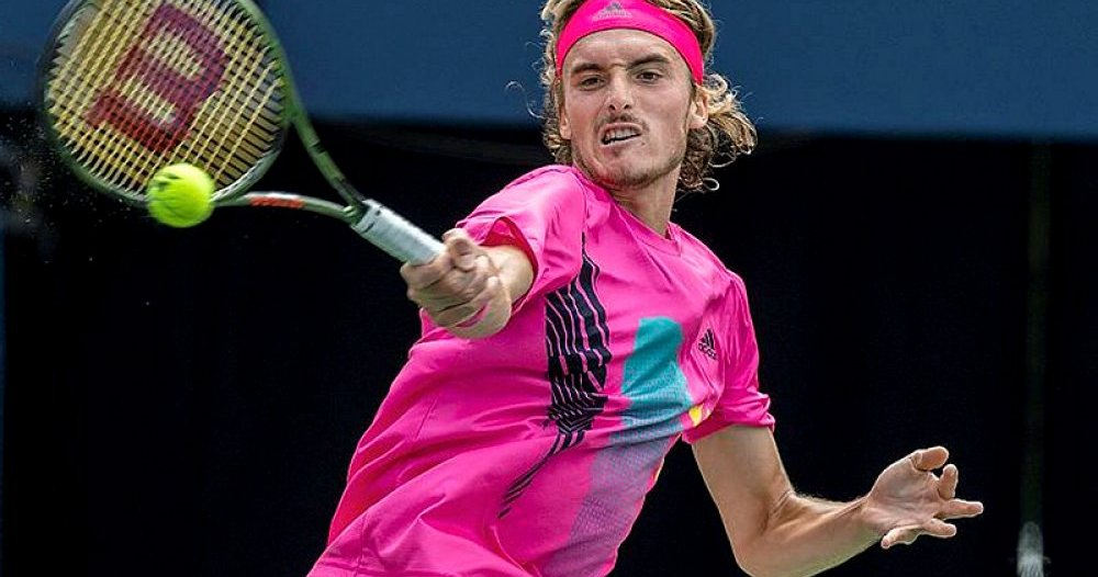 Tsitsipas Out To Inspire A Generation