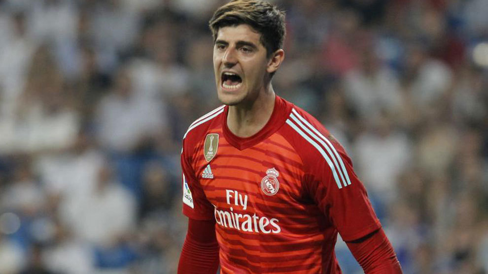 Courtois Delighted To Make Real Debut