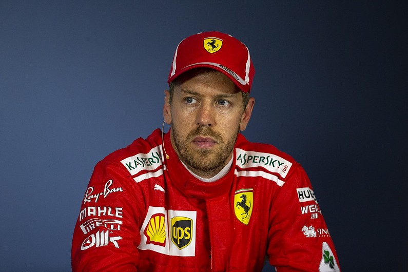 Vettel Looks To Cut Out Errors