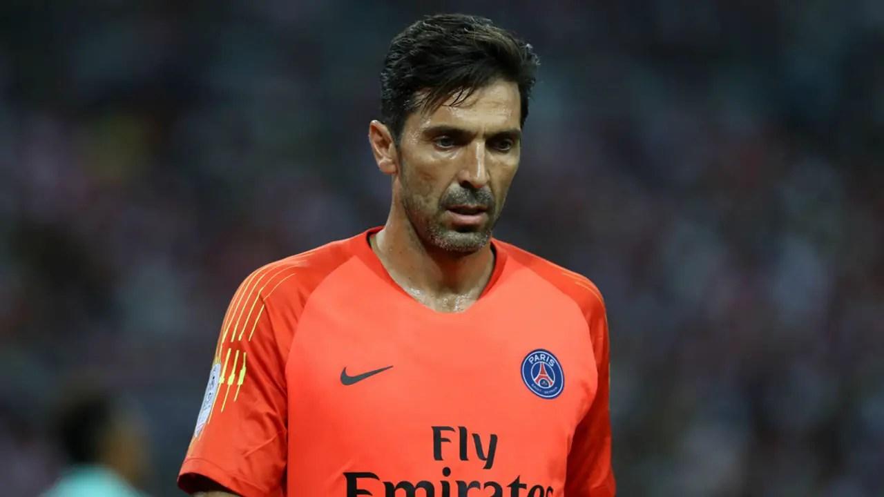Buffon Will Not Return For Italy