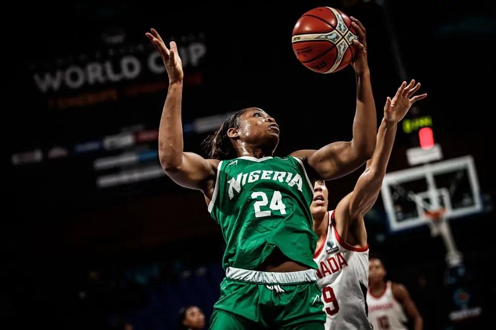 2018 FIBA WWC: D'Tigress Lose 73-72 To Canada, Finish 8th