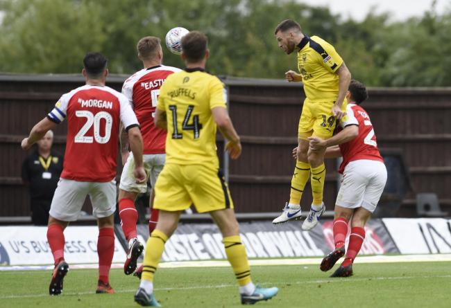 Oxford Pair Marcus Browne And Jamie Mackie Sidelined For Manchester City Test