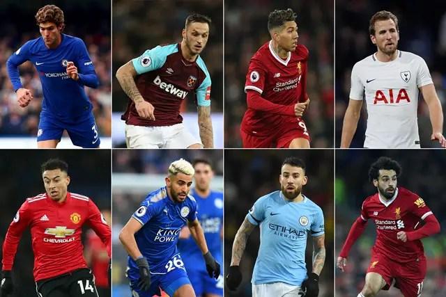 Premier League Stars Rack Up The Miles