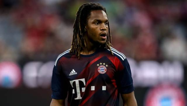 Sanches Hoping For Bayern Chance