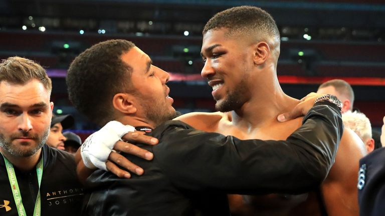 Deeney: How My Friendship With Joshua Started, Still Blossoming