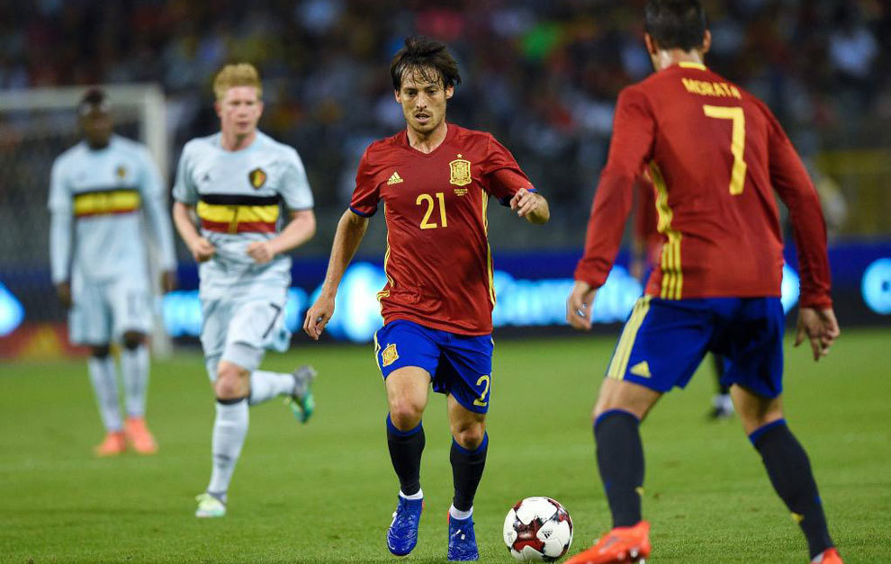 UEFA Nations League Preview: Spain And Belgium Looking For Three Points