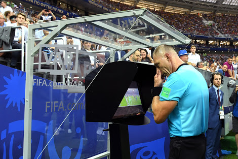 UEFA To Use VAR In Champions League Games Next Season