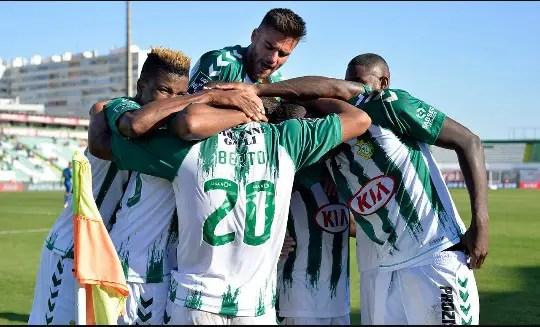 Setubal Coach Vidigal Hails Agu, Teammates On Taca de Portugal Progress
