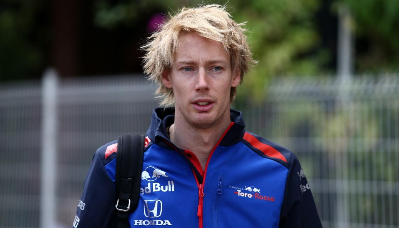 Toro Rosso To Part Company With Hartley