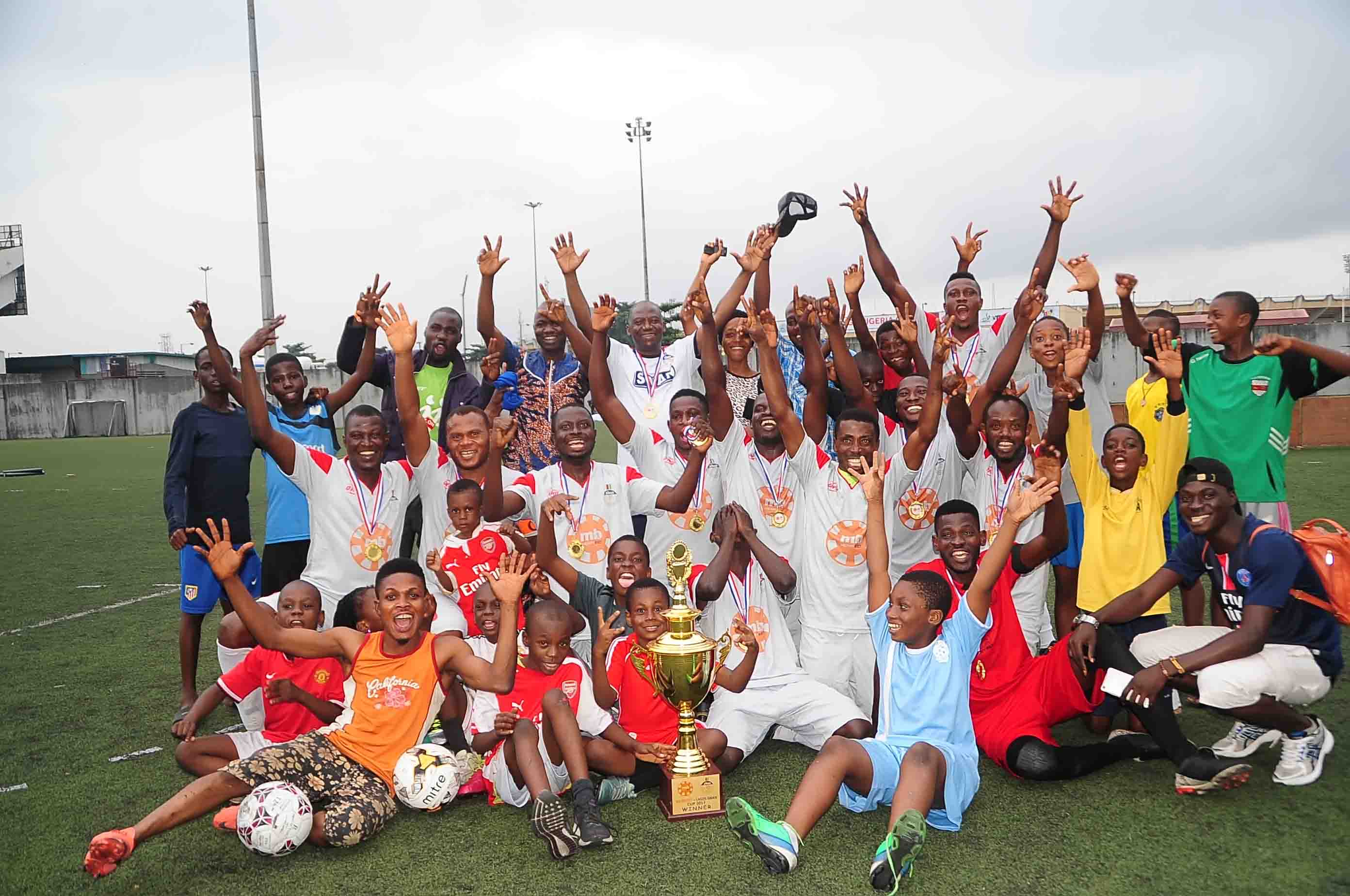 2018 Bet9ja Lagos SWAN Cup: Complete Sports Off To Flying Start